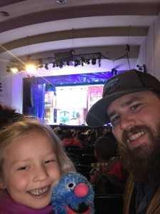 Joshua attended Sesame Street Live: Let's Party! on Mar 20th 2019 via VetTix