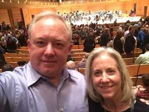 Scott and Janine attended National Philharmonic - a Tribute to Louis Armstrong on Mar 30th 2019 via VetTix