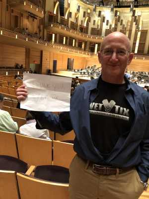 Mark H attended National Philharmonic - a Tribute to Louis Armstrong on Mar 30th 2019 via VetTix
