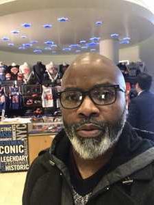 JH attended New York Knicks vs. Sacramento Kings - NBA on Mar 9th 2019 via VetTix