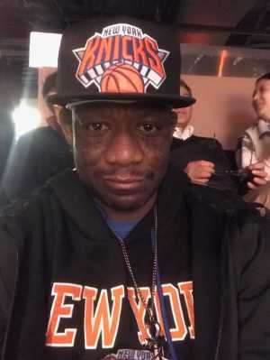 Zach M. attended New York Knicks vs. Sacramento Kings - NBA on Mar 9th 2019 via VetTix