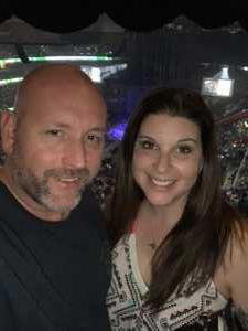 Eric attended Blake Shelton Friends and Heroes Tour 2019 on Mar 9th 2019 via VetTix