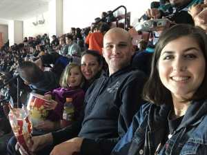 Jacob attended Anaheim Ducks vs. Montreal Canadiens - NHL - Antis Roofing Community Corner on Mar 8th 2019 via VetTix
