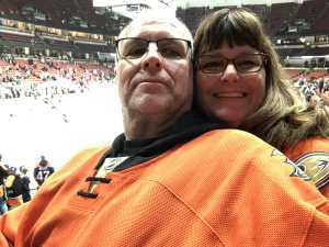 scott attended Anaheim Ducks vs. Montreal Canadiens - NHL - Antis Roofing Community Corner on Mar 8th 2019 via VetTix