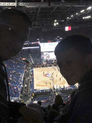 Ryan attended New Orleans Pelicans vs. Toronto Raptors - NBA on Mar 8th 2019 via VetTix