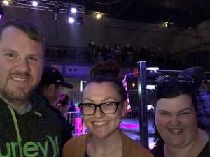 Andrew attended Extreme Midget Wrestling - Wrestling on Mar 26th 2019 via VetTix