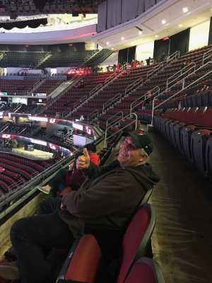 Matthew attended New Jersey Devils vs. Boston Bruins - NHL on Mar 21st 2019 via VetTix