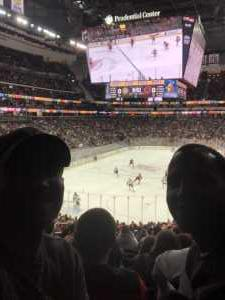 Luis attended New Jersey Devils vs. Boston Bruins - NHL on Mar 21st 2019 via VetTix
