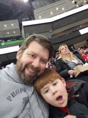 Michael attended New Jersey Devils vs. Buffalo Sabres - NHL on Mar 25th 2019 via VetTix