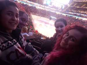 Richard attended New Jersey Devils vs. Buffalo Sabres - NHL on Mar 25th 2019 via VetTix