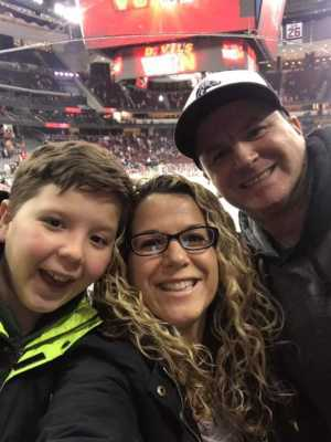 Joel attended New Jersey Devils vs. Buffalo Sabres - NHL on Mar 25th 2019 via VetTix
