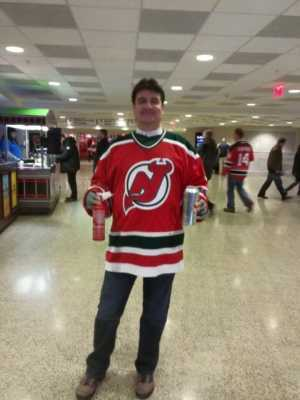 James attended New Jersey Devils vs. Buffalo Sabres - NHL on Mar 25th 2019 via VetTix
