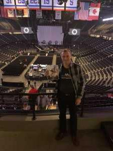 mark attended Kelly Clarkson the Meaning of Life Tour on Mar 7th 2019 via VetTix