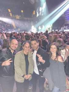lilliana attended Kelly Clarkson the Meaning of Life Tour on Mar 7th 2019 via VetTix