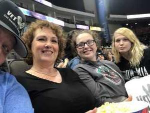 Roger attended Jacksonville Icemen vs. Atlanta Gladiators - ECHL on Mar 29th 2019 via VetTix