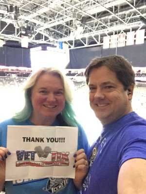 Jason attended Jacksonville Icemen vs. Atlanta Gladiators - ECHL on Mar 29th 2019 via VetTix
