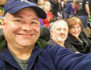 Robert attended Jacksonville Icemen vs. Atlanta Gladiators - ECHL on Mar 29th 2019 via VetTix