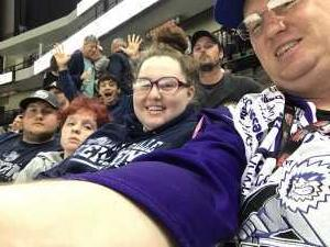 Stephen attended Jacksonville Icemen vs. Atlanta Gladiators - ECHL on Mar 29th 2019 via VetTix
