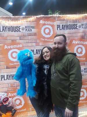 catherine m attended Avenue Q - Saturday Matinee on Mar 9th 2019 via VetTix