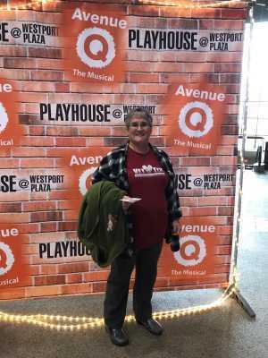 Kathleen attended Avenue Q - Saturday Matinee on Mar 9th 2019 via VetTix