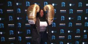 James attended FDNY Boxing Presents Beast of the East Boxing - Boxing on Mar 15th 2019 via VetTix