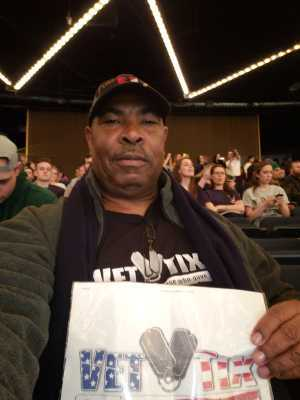 David attended FDNY Boxing Presents Beast of the East Boxing - Boxing on Mar 15th 2019 via VetTix