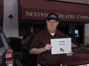 Robert attended Fallen Angels at Nextstop Theatre Company on Mar 15th 2019 via VetTix
