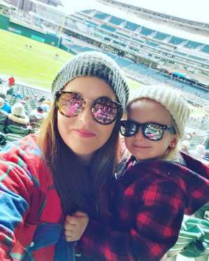 Amanda attended Minnesota Twins vs. Cleveland Indians  - MLB on Mar 31st 2019 via VetTix