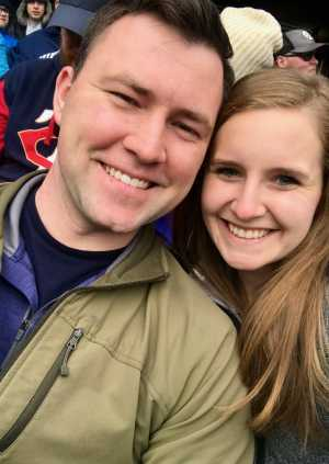 Correy attended Minnesota Twins vs. Cleveland Indians  - MLB on Mar 31st 2019 via VetTix