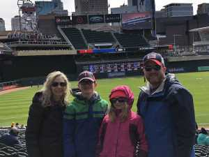Kory attended Minnesota Twins vs. Cleveland Indians  - MLB on Mar 31st 2019 via VetTix