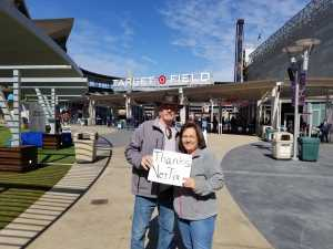 Charley attended Minnesota Twins vs. Cleveland Indians  - MLB on Mar 31st 2019 via VetTix