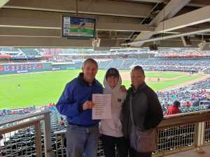 gene attended Minnesota Twins vs. Cleveland Indians  - MLB on Mar 31st 2019 via VetTix