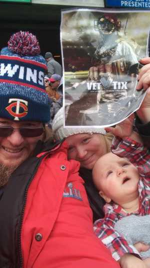 Brian attended Minnesota Twins vs. Cleveland Indians  - MLB on Mar 31st 2019 via VetTix