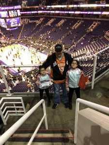 Click To Read More Feedback from Phoenix Suns vs. Utah Jazz - NBA