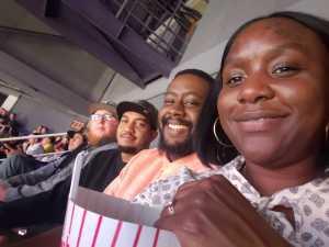 Deresia attended Phoenix Suns vs. Utah Jazz - NBA on Mar 13th 2019 via VetTix