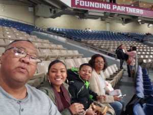 Sly attended San Antonio Commanders vs. Salt Lake Stallions - AAF on Mar 23rd 2019 via VetTix