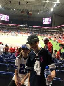Rob attended San Antonio Commanders vs. Salt Lake Stallions - AAF on Mar 23rd 2019 via VetTix