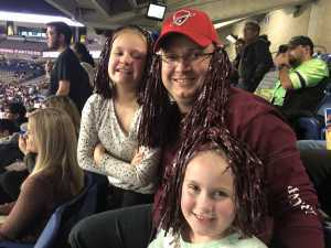 Kenneth attended San Antonio Commanders vs. Salt Lake Stallions - AAF on Mar 23rd 2019 via VetTix
