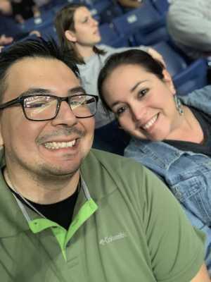 Tim attended San Antonio Commanders vs. Salt Lake Stallions - AAF on Mar 23rd 2019 via VetTix