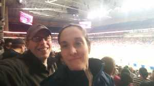 Jordan attended San Antonio Commanders vs. Salt Lake Stallions - AAF on Mar 23rd 2019 via VetTix