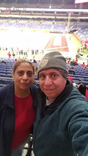 Luis E. attended San Antonio Commanders vs. Salt Lake Stallions - AAF on Mar 23rd 2019 via VetTix