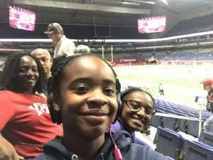 S Goody attended San Antonio Commanders vs. Salt Lake Stallions - AAF on Mar 23rd 2019 via VetTix