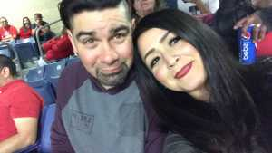Raul attended San Antonio Commanders vs. Salt Lake Stallions - AAF on Mar 23rd 2019 via VetTix