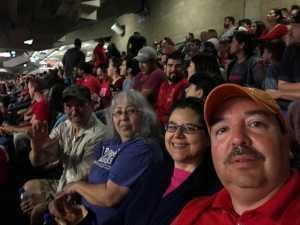 Juan attended San Antonio Commanders vs. Salt Lake Stallions - AAF on Mar 23rd 2019 via VetTix