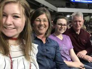 Stewart attended San Antonio Commanders vs. Salt Lake Stallions - AAF on Mar 23rd 2019 via VetTix