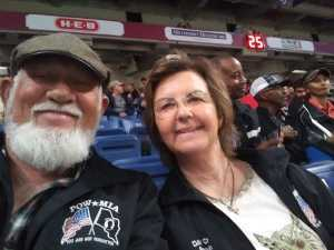 Marlin attended San Antonio Commanders vs. Salt Lake Stallions - AAF on Mar 23rd 2019 via VetTix