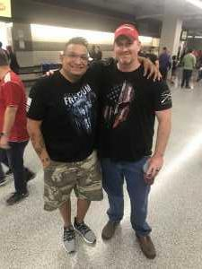 Michael attended San Antonio Commanders vs. Salt Lake Stallions - AAF on Mar 23rd 2019 via VetTix