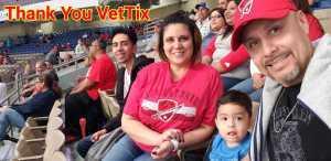 Luis attended San Antonio Commanders vs. Salt Lake Stallions - AAF on Mar 23rd 2019 via VetTix