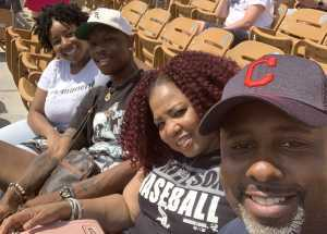 Roscoe attended Chicago White Sox vs. Cleveland Indians - MLB - Spring Training on Mar 24th 2019 via VetTix