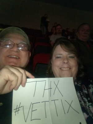 Dewey attended Kiss: End of the Road World Tour - Pop on Mar 12th 2019 via VetTix
